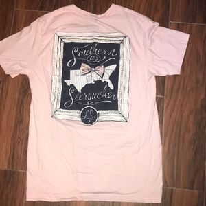 Lauren James T-shirt preppy southern states